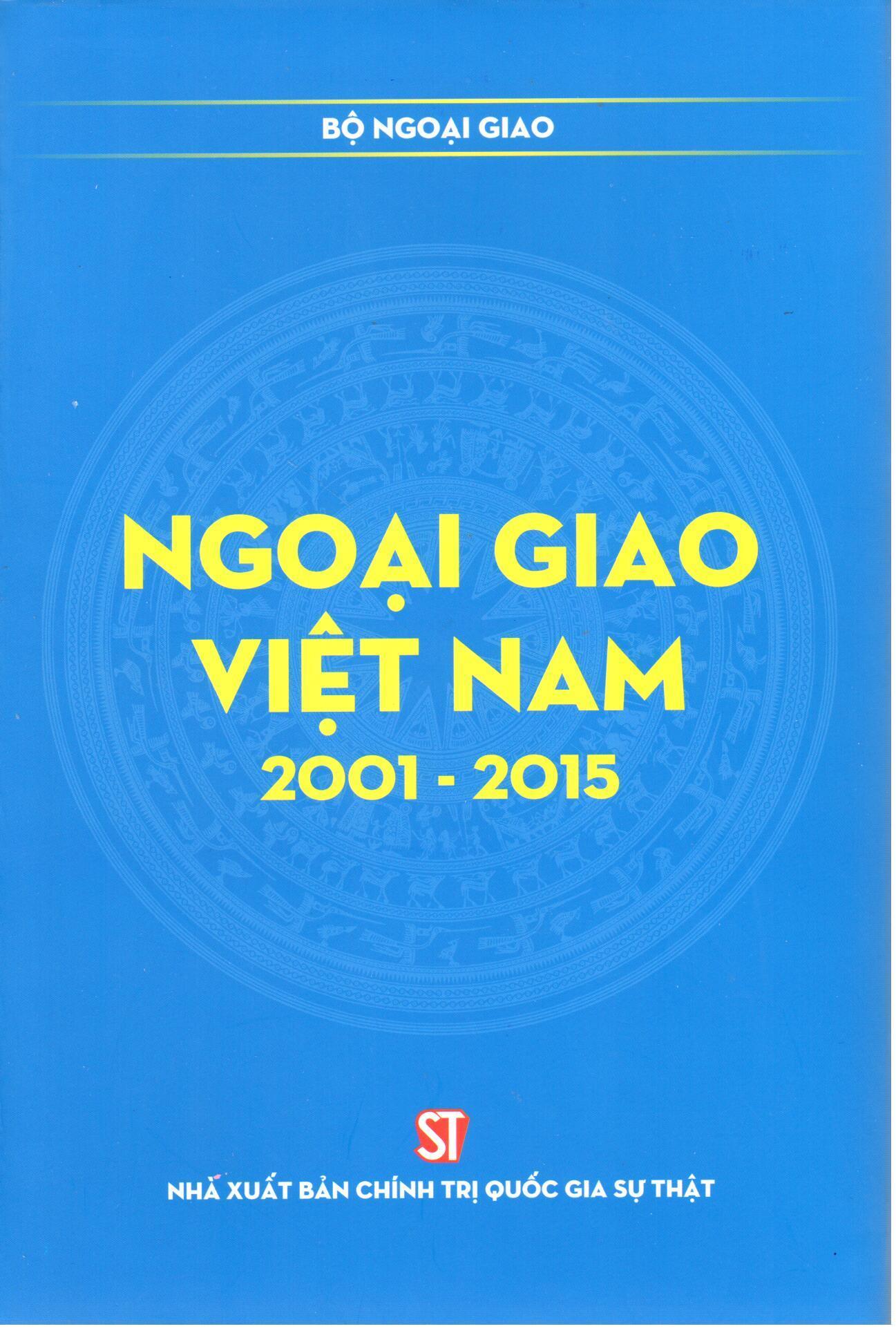 Ngoại giao Việt Nam 2001-2015