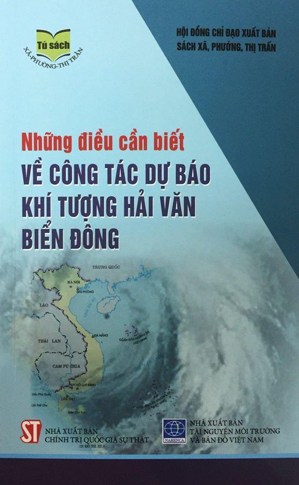 Những điều cần biết về công tác dự báo khí tượng hải văn Biển Đông