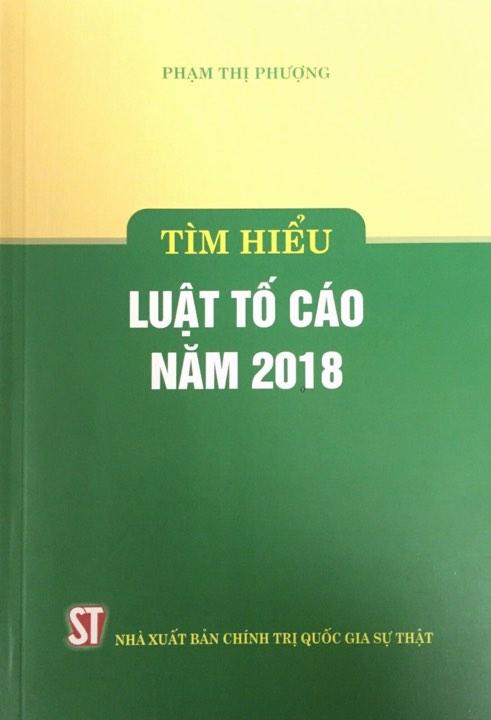 Tìm hiểu Luật Tố cáo năm 2018