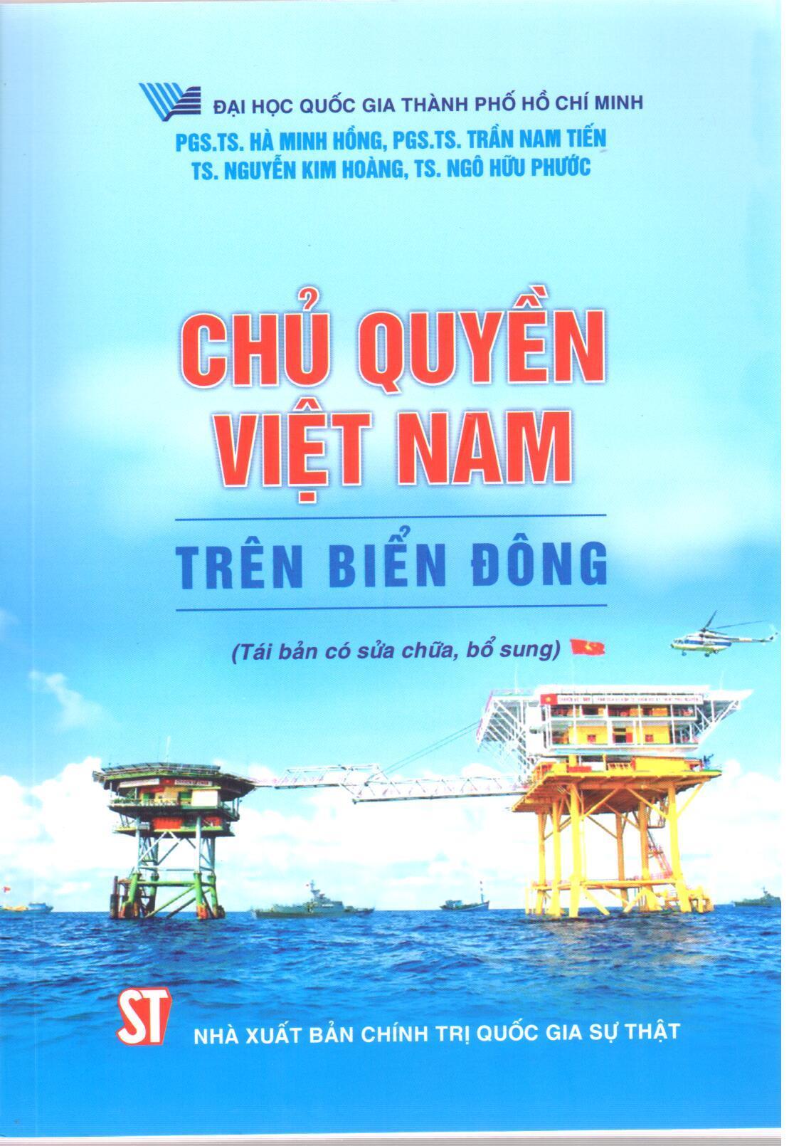 Chủ quyền Việt Nam trên Biển Đông (Tái bản có sửa chữa, bổ sung)