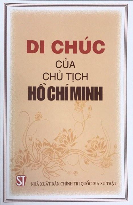 Di chúc của Chủ tịch Hồ Chí Minh