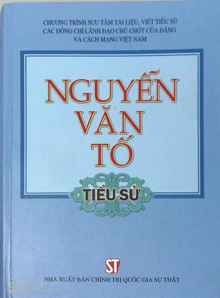 Nguyễn Văn Tố - Tiểu sử