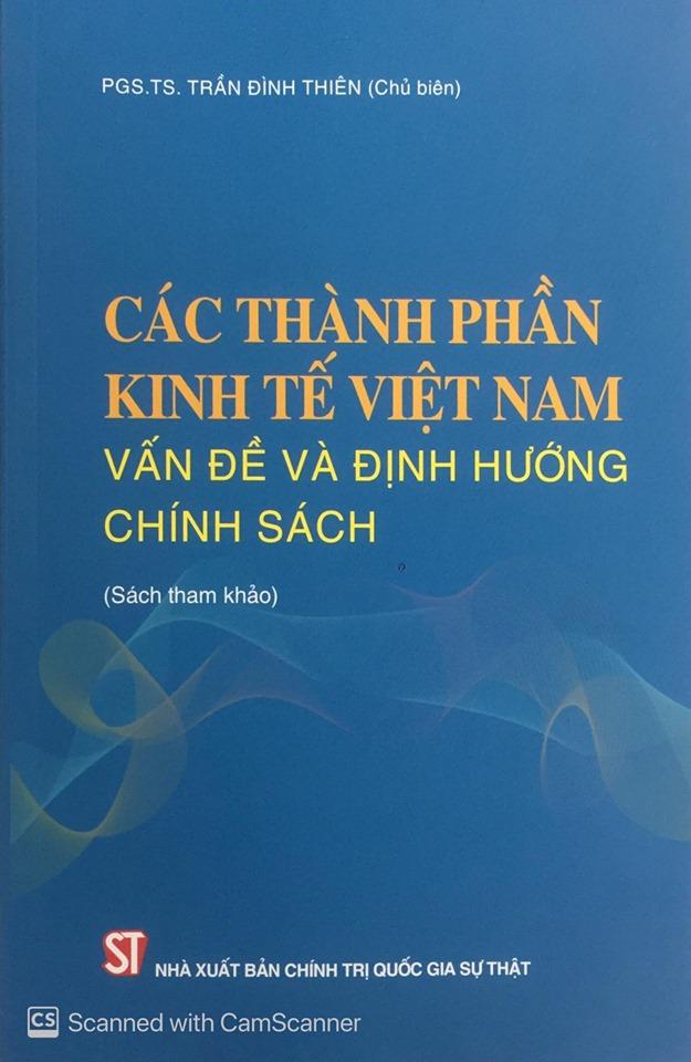 Các thành phần kinh tế Việt Nam: Vấn đề và định hướng chính sách