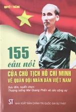 155 câu nói của Chủ tịch Hồ Chí Minh về Quân đội nhân dân Việt Nam