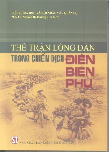 Thế trận lòng dân trong Chiến dịch Điện Biên Phủ