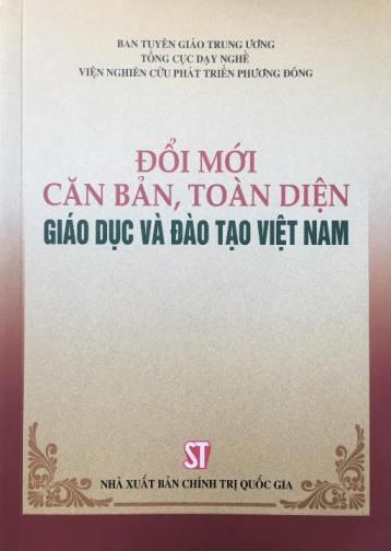 Đổi mới căn bản, toàn diện giáo dục và đào tạo Việt Nam