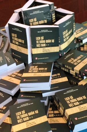 Bộ sách Lịch sử Tư tưởng quân sự Việt Nam