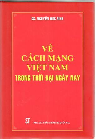 Về cách mạng Việt Nam trong thời đại ngày nay