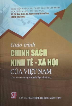 Giáo trình chính sách kinh tế - xã hội của Việt Nam