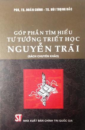 Góp phần tìm hiểu tư tưởng tư tưởng triết học Nguyễn Trãi