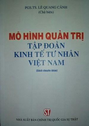 Mô hình quản trị tập đoàn kinh tế tư nhân Việt Nam