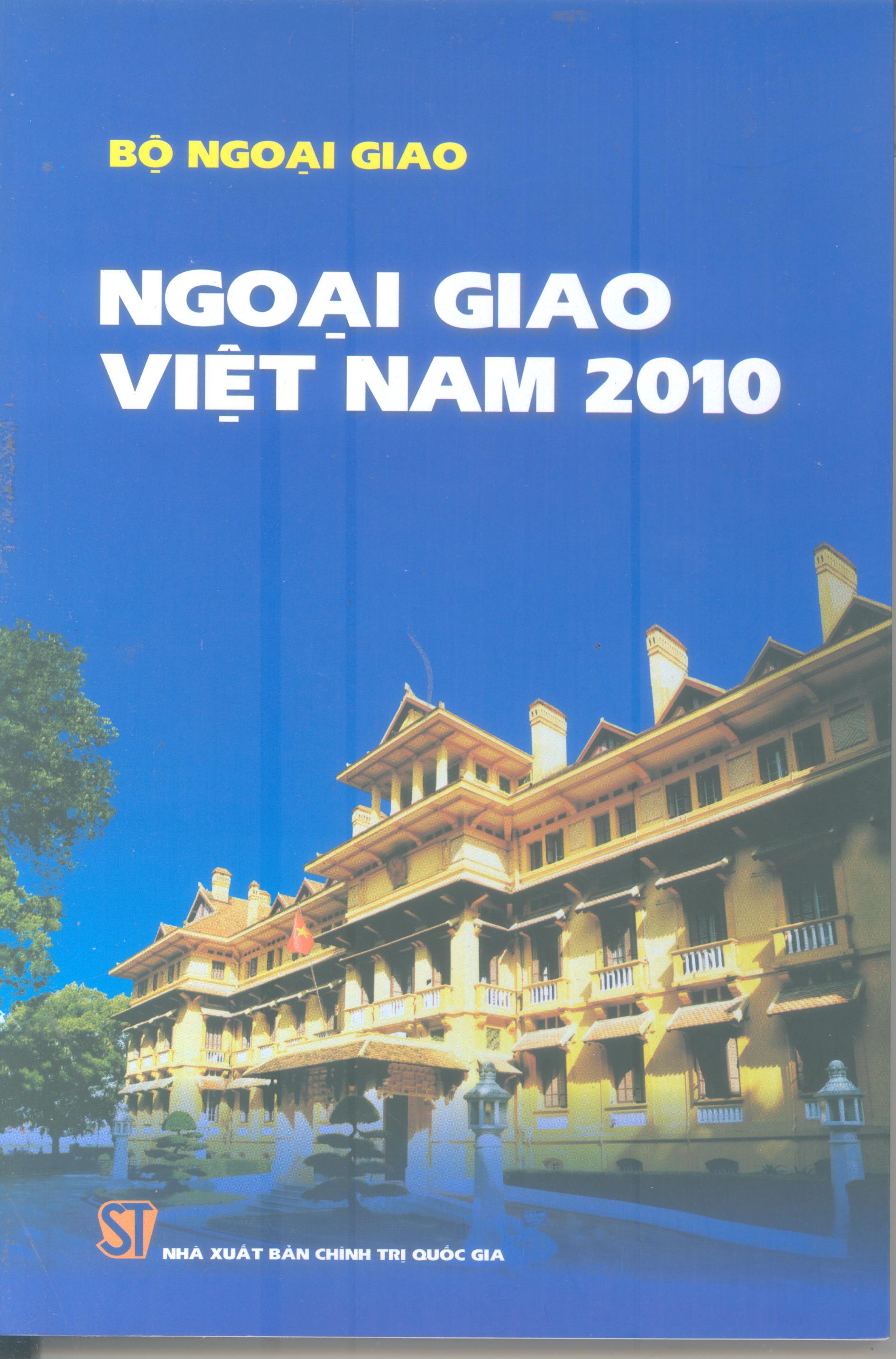 Ngoại giao Việt Nam 2010