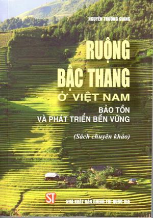 Ruộng bậc thang ở Việt Nam - Bảo tồn và phát triển bền vững