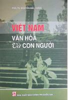 Việt Nam văn hóa và con người
