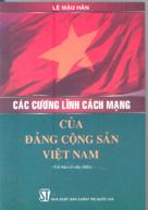 Các cương lĩnh cách mạng của Đảng Cộng sản Việt Nam