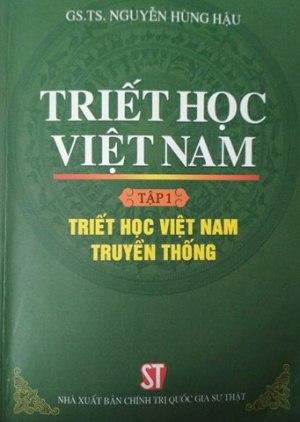 Triết học Việt Nam tập 1 - Triết học Việt Nam truyền thống