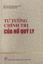 Tư tưởng chính trị của Hồ Quý Ly