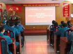 Khai mạc huấn luyện lực lượng tự vệ năm 2020