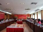 Tọa đàm góp ý dự thảo Quy định về thẩm quyền của tổ chức Đảng trong việc đình chỉ sinh hoạt cấp ủy, sinh hoạt đảng của đảng viên