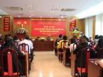 Hội nghị cán bộ chủ chốt tổng kết công tác năm 2019, triển khai nhiệm vụ năm 2020