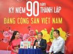 Tham gia Tuần lễ hoạt động kỷ niệm 90 năm thành lập Đảng Cộng sản Việt Nam tại Thành phố Hồ Chí Minh
