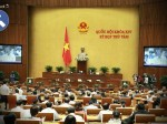 Tăng cường tính hiệu quả trong hoạt động lập pháp của Quốc hội  Việt Nam hiện nay