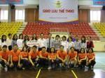 Giao lưu thể thao Khối Thi đua số VII Công đoàn viên chức Việt Nam