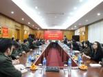 Tăng cường hợp tác giữa Nhà xuất bản Chính trị quốc gia Sự thật và Học viện An ninh Nhân dân