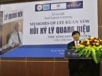 Ra mắt bộ sách Hồi ký Lý Quang Diệu