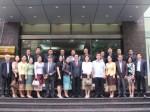 Trao đổi, giới thiệu kinh nghiệm xuất bản, phát hành sách lý luận, chính trị cho Đoàn cán bộ lãnh đạo, quản lý báo chí, truyền thông nước Cộng hòa Dân chủ Nhân dân Lào