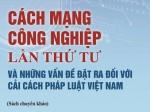Cách mạng công nghiệp lần thứ tư và những vấn đề đặt ra đối với cải cách pháp luật ở Việt Nam