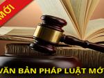 Phát hành 07 luật mới được Quốc hội thông qua tại kỳ họp thứ 7, khóa XIV