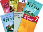 Sách giáo khoa tăng từ 1.000-1.800 đồng/cuốn