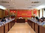 Hội nghị góp ý Đề án Định hướng phát triển Nhà xuất bản Chính trị quốc gia Sự thật đến năm 2030