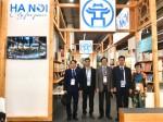Hà Nội gây ấn tượng tại Hội sách Frankfurt 2019