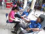 Đoàn Thanh niên Nhà xuất bản Chính trị quốc gia - Sự thật  tham gia Ngày hội hiến máu do Đoàn Khối các cơ quan Trung ương phát động