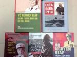 Xuất bản sách về Đại tướng Võ Nguyên Giáp