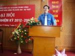 Đại hội Đoàn Thanh niên Nhà xuất bản khóa IX nhiệm kỳ 2012-2014