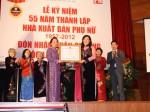 Nhà xuất bản Phụ nữ kỷ niệm 55 năm ngày thành lập và đón nhận Huân chương Độc lập hạng nhất