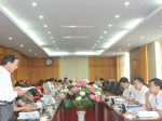 Nghiệm thu cấp cơ sở đề tài khoa học cấp Bộ: Giải pháp phát triển văn hóa đối ngoại ở nước ta  trong điều kiện hội nhập quốc tế