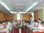 Nghiệm thu chính thức Đề tài khoa học cấp thành phố Hà Nội: Xác định mũi nhọn kinh tế của Thủ đô Hà Nội giai đoạn 2011-2020