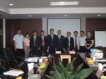 Đoàn đại biểu Nhà xuất bản Chính trị quốc gia Việt Nam thăm và làm việc tại Trung Quốc