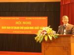 Hội nghị Giao ban cơ quan chủ quản nhà xuất bản năm 2012