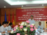 Hội nghị kiểm điểm, tự phê bình và phê bình tập thể và cá nhân lãnh đạo Nhà xuất bản theo Nghị quyết Hội nghị Trung ương 4 (khóa XI) về xây dựng Đảng
