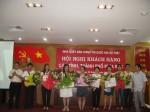 Nhà xuất bản Chính trị quốc gia - Sự thật tổ chức Hội nghị khách hàng các tỉnh, thành phố phía Bắc năm 2012
