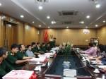 Tăng cường hợp tác giữa Nhà xuất bản Chính trị quốc gia - Sự thật  và Viện Lịch sử quân sự Việt Nam