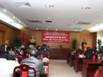 Nhà xuất bản Chính trị quốc gia - Sự thật gặp mặt cán bộ hưu nhân dịp xuân Nhâm Thìn 2012