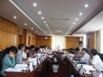 Nghiệm thu cấp cơ sở đề tài khoa học cấp thành phố Hà Nội: Xác định mũi nhọn kinh tế của Thủ đô Hà Nội giai đoạn 2011-2020