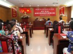 Hội nghị quán triệt, triển khai Nghị quyết Trung ương 4