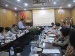 Nghiệm thu cấp cơ sở hai đề tài:  Xuất bản sách lý luận chính trị, pháp luật và tư tưởng Hồ Chí Minh ...